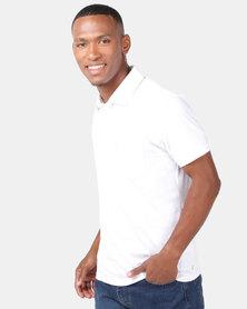 Levi's® AMA Sunset Polo Bright White