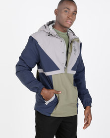 St Goliath Mega Jacket Navy