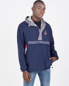 St Goliath Dunk Jacket Navy
