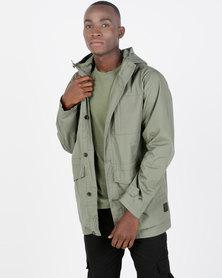 St Goliath Platoon Jacket Khaki