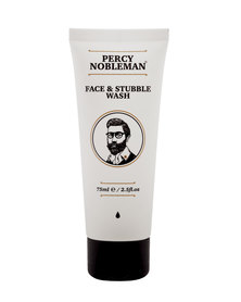 Percy Nobleman Face and Stubble Wash 75ml