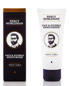 Percy Nobleman Face & Stubble Moisturiser 75ml