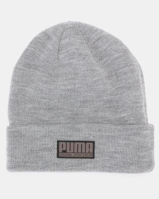 d7e2714e464 Puma Sportstyle Core Style Beanie Grey