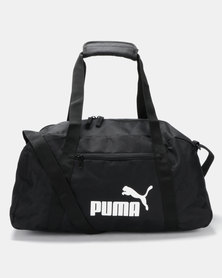 Puma Sportstyle Core Phase Sports Bag Black