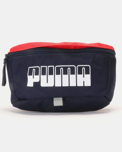Puma Sportstyle Core Plus Waist Bag II Blue