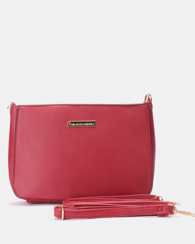Blackcherry Bag Must Have Crossbody Bag Red