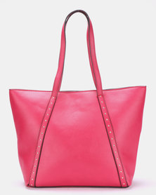 Blackcherry Bag Shopper Bag Pink