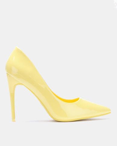 Dolce Vita Tenerife Court Heels Yellow