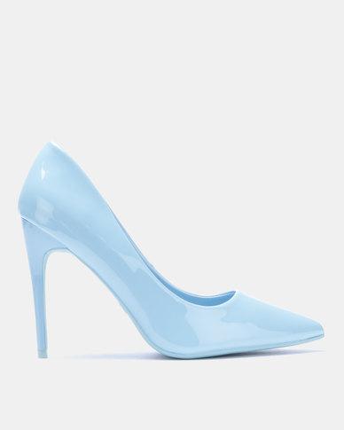 Dolce Vita Tenerife Court Heels Baby Blue