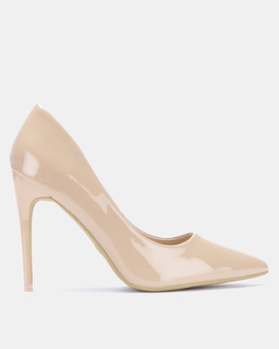 345ecef2b8 Dolce Vita Tenerife Court Heels Taupe