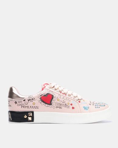 Dolce Vita Amalfi Sneakers Pink
