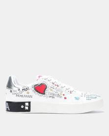 Dolce Vita Amalfi Sneakers White
