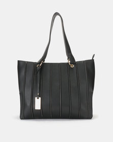 Miss Black Rosalie Tote Bag Black
