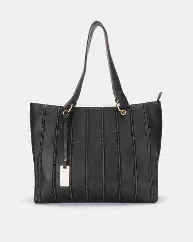Miss Black Rosalie Tote Bag Black