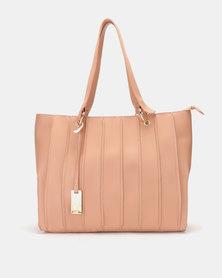 Miss Black Rosalie Tote Bag Pink