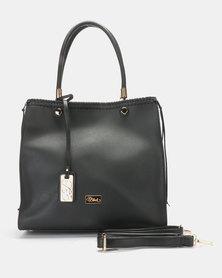 Miss Black Harva Handbag Black