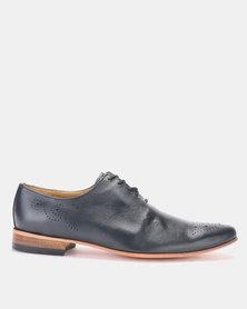 CROCKETT & JONES Boutique 99 Lace up Formal shoe King Calf Navy