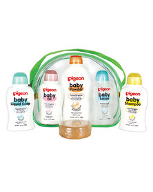 Pigeon Baby Toiletry Combo Pack