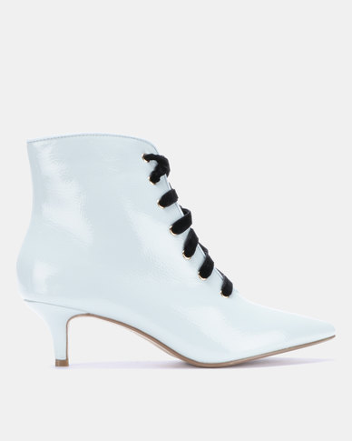 Dolce Vita Exclusive Lace Up Boot Blue