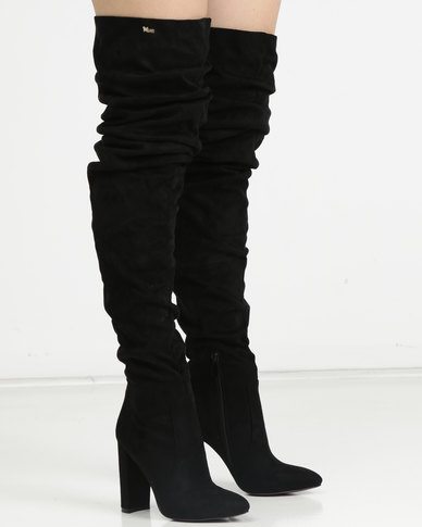 PLUM OTK Boot Black
