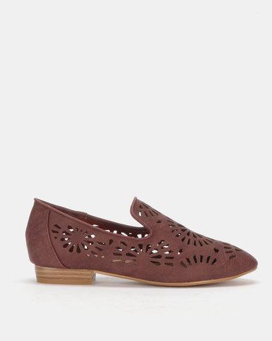SOA Hamlet Shoes Burgundy