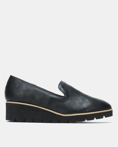 SOA Camper Shoes Black