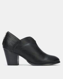SOA Cara Boots Black