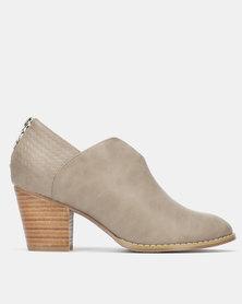 SOA Cara Boots Taupe