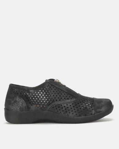 SOA Vera Sneakers Black Metallic