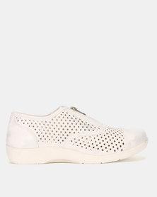 SOA Vera Sneakers White Metallic