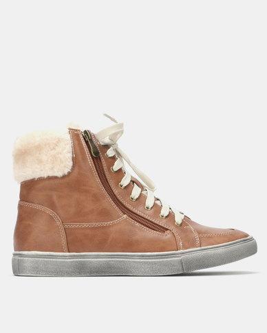 SOA Karmilla Sneakers Tan