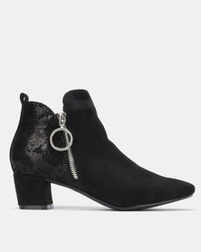 SOA Hesta Boots Black
