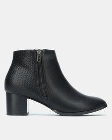 SOA Ellen Boots Black