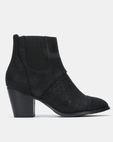 SOA Charli Boots Black