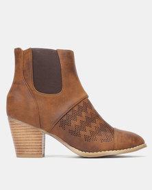 SOA Charli Boots Tan