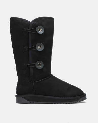 SOA Mantra Boots Black