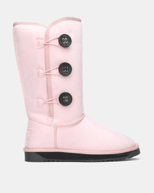 SOA Mantra Boots Dusty Pink
