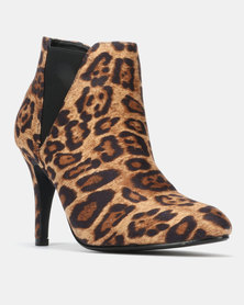 7877bc905318 ZOOM Angie Sequins Block Heel Ankle Boot Multi | Zando