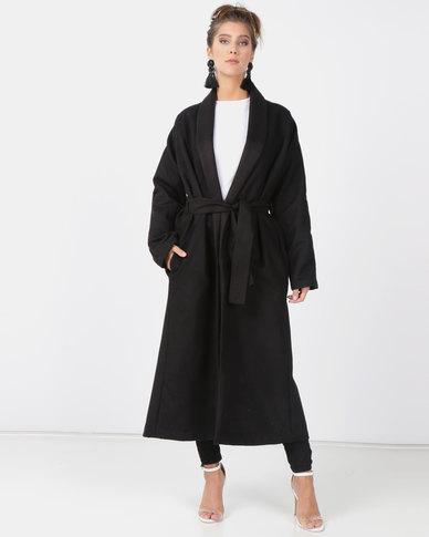 Judith Atelier Hanna Coat Black
