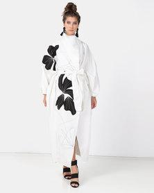 Judith Atelier Iris Coat Ivory