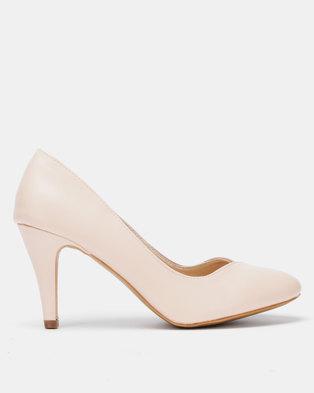 614f1f95826f Butterfly Feet Tawnie Court Heels Nude