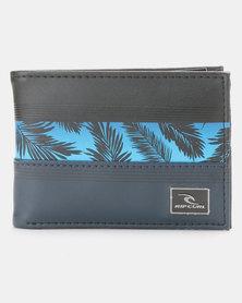 Rip Curl Max Focus PU Slim Wallet Blue