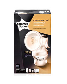Tommee Tippee Closure To Nature - Manual Breast Pump