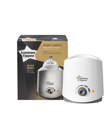 Tommee Tippee Closure To Nature - Electric Bottle Warmer