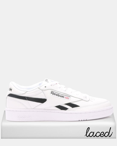 Reebok Revenge Plus MU White/Black