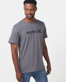 Hurley DF Coronado Top T-shirt Grey