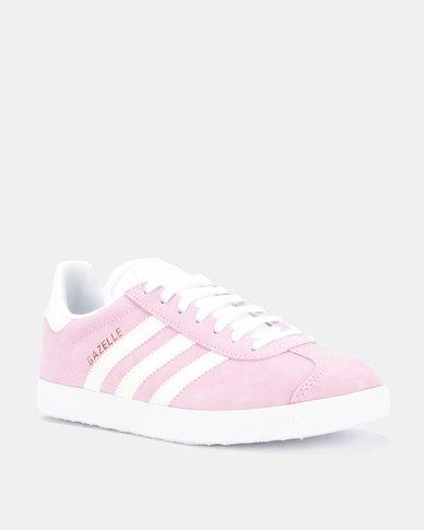 adidas Originals Gazelle W True Pink/ECRU TINT S18/FTWR White