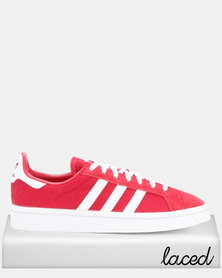 adidas Originals Campus W Scarlet/FTWR White/Crystal White