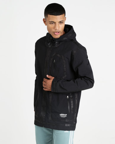 adidas Originals NMD FIELD Jacket Black