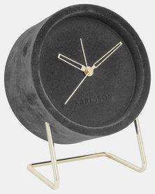 Present Time Alarm Clock Lush Grey